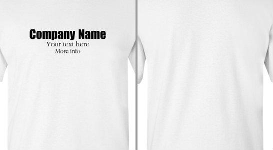 T-Shirt Design Ideas : Basic