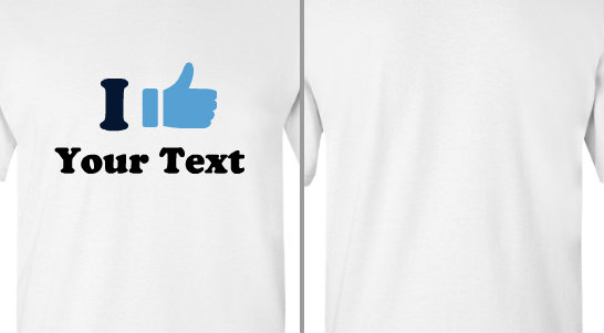 I-Shirt Design Ideas : Basic Templates