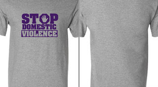 Stop Domestic Violence Design Idea