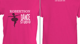Dance Studio Design Idea