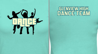 Dance Silhouettes Design Idea