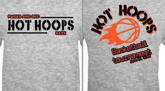Hot Hoops Design Idea