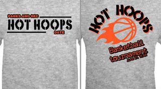 Hot Hoops Design Idea