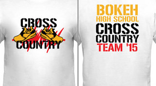 Cross Country Team Design Idea