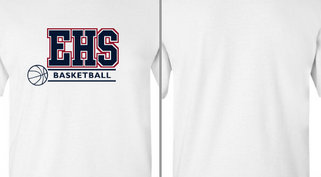 School Basketball Lines Design Idea