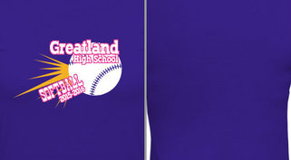 Greatland Softball Design Idea