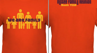 We are Family Design Idea