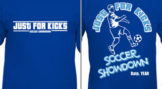 Design Idea Soccer Just For Kicks