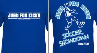 Design Idea Soccer Just For Kicks