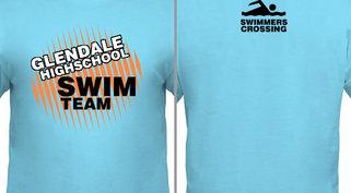 Glendale Swim Team Design Idea