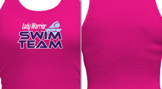 Lady Swim team design idea