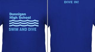 Swim and Dive Design Idea