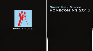 Homecoming Graphic Design Idea