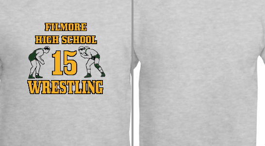 Wrestling Face Off Design Idea