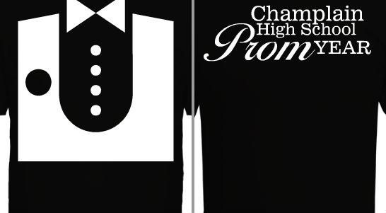 Prom Tuxedo Design Idea