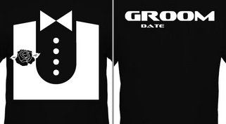 Groom Wedding Tux Design Idea