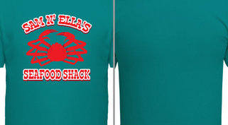 Seafood Shack Design Idea
