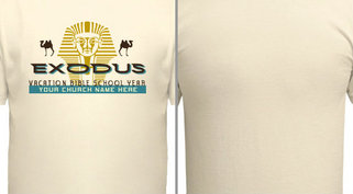 Exodus VBS Design Idea