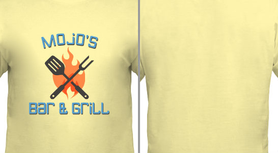 Bar Grill  Design Idea