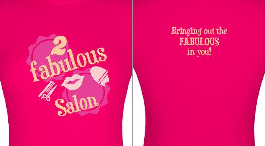 Fabulous Salon Design Idea
