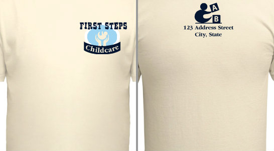First Steps Childcare Design Idea