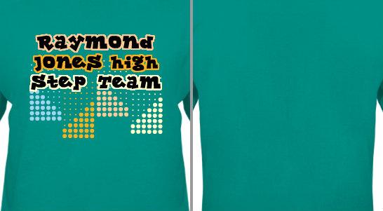 Step Team Design Idea
