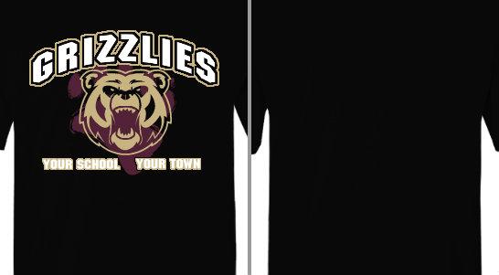 Grizzlies Bear Mascot Design Idea