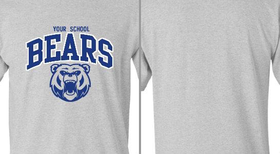 Bears Mascot Design Idea