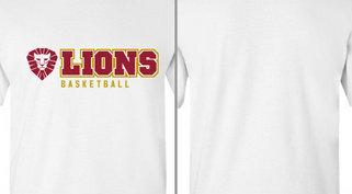 Lion face basketball Design Idea
