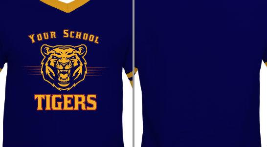 Tigers Mascot design idea