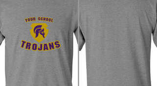 Your School Trojans Design Idea