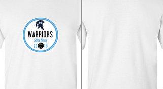 Warriors Basketball Circle
