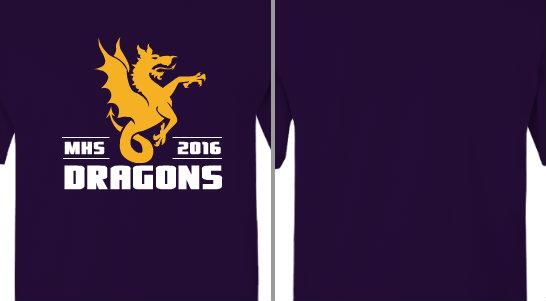 Dragon mascot Design Idea
