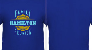 Hamilton Family Reunion Design idea