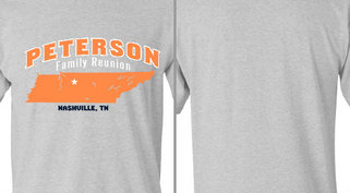 Family Reunion TN Design Idea