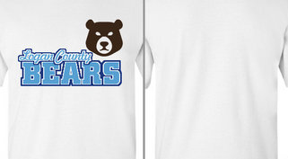 Logan County Bears Mascot Design Idea
