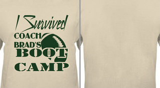 Custom Designs Football Camp