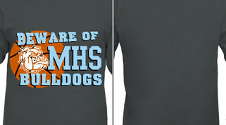 Beware Bulldogs Mascot Design Idea