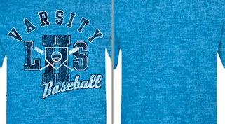 Vintage Athletic Baseball Design Idea
