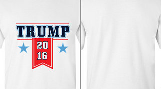 Trump 2016 Design Idea
