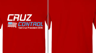Ted Cruz Control President Design Idea