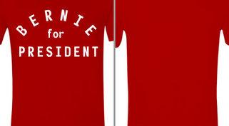 Bernie for President Design Idea