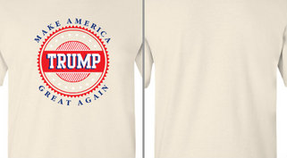 Trump Make America Great Again Design Idea