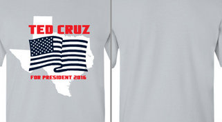 Ted Cruz For President Texas Design Idea