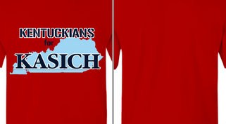 Kentuckians for Kasich Design Idea