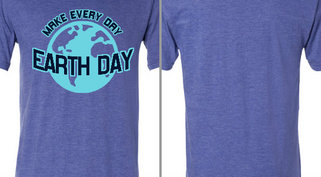 Make Every Day Earth Day Design Idea