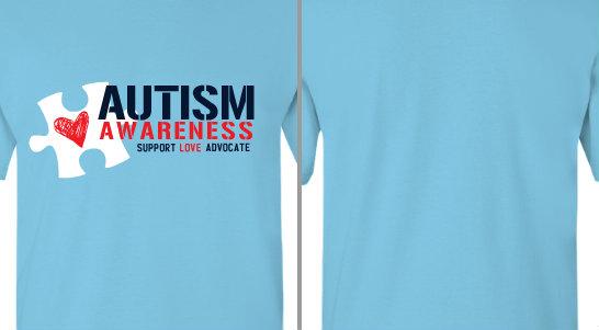 Autism Awareness Month Design Idea
