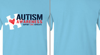 Autism Awareness Month Design Idea