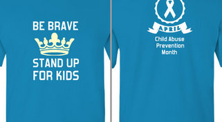 Stand Up for Kids Design Idea