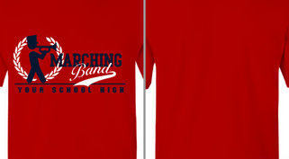 Marching Band Design Idea